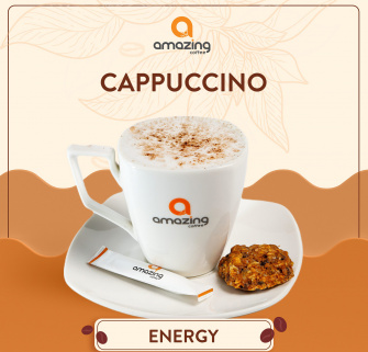Cappuccino (Hot/iced)